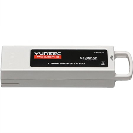 YUNEEC YUNQ500105 Battery for Typhoon Quadcopters White