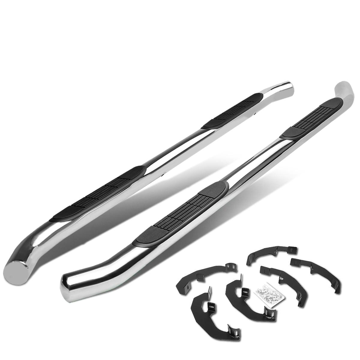 DNA motoring SSTEP-SS 2 Piece Aluminum Side Steps