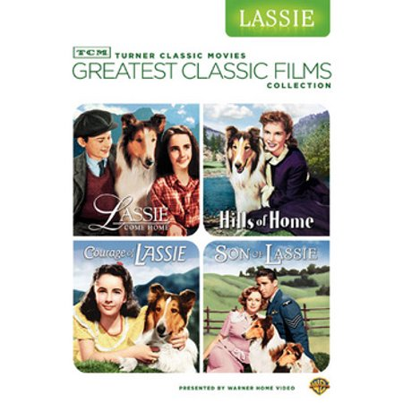TCM Greatest Classic Films: Lassie (DVD) - Halloween Films For Family