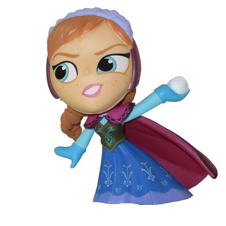 Funko Disney Heroes vs Villains Snowball Throwing Anna Mystery Mini [No - Disney Villain Snow White