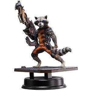 "Dragon Models 7"" Guardians of The Galaxy Rocket Raccoon Model Kit"