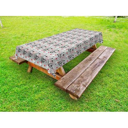 fb9658ecc91 Mid Century Outdoor Tablecloth