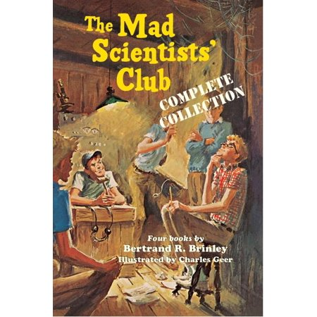 Halloween Makeup Ideas Mad Scientist (The Mad Scientists' Club Complete Collection)