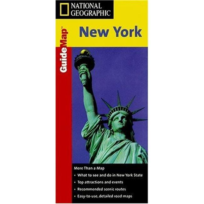 National Geographic GM00620261 Map Of New York - image 1 de 1