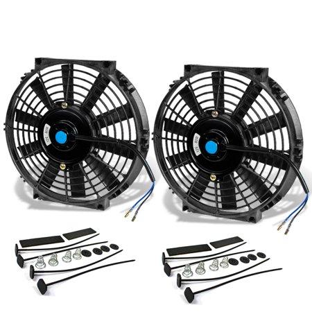 Performance Radiator Inc (2Pcs 10