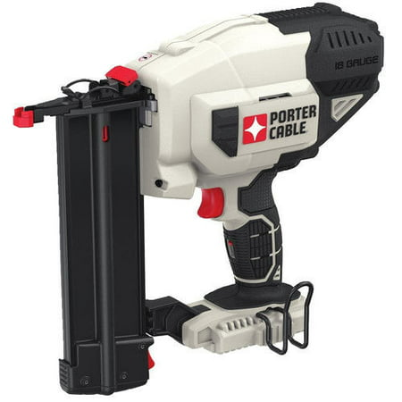 PORTER CABLE PCC790B 20V MAX Lithium-Ion 18GA Brad Nailer (Bare Tool / Battery Sold