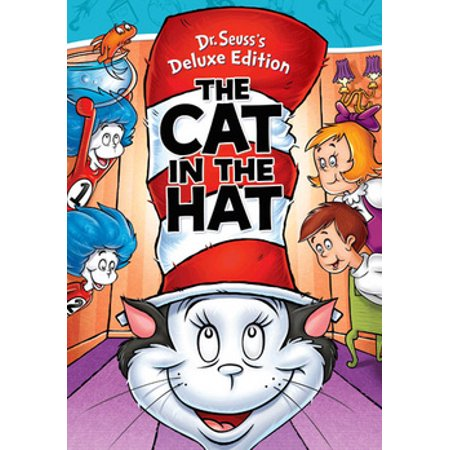 Dr Seuss The Cat In Hat DVD