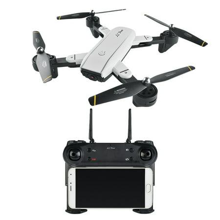 SG700 Mini Drone Foldable Pocket Quadcopter Selfie Drone Wi-Fi Control Dual 2.0MP...