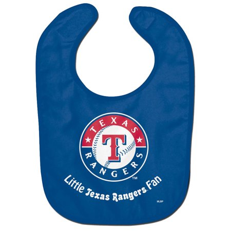 Texas Rangers WinCraft Infant Lil Fan All Pro Baby Bib - No Size