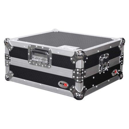 ProX X-CDMixUSB Travel Flight Case for Numark CDMIXUSB Dual CD Player Mixer