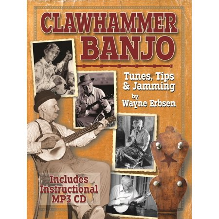 Clawhammer Banjo Tunes, Tips & Jamming (Other)