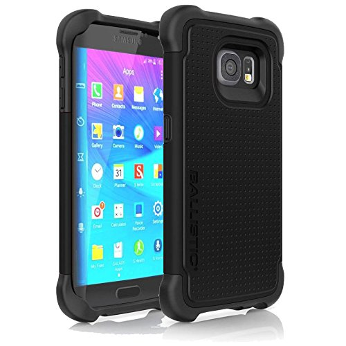 Ballistic Tj1613-a06n Samsung[r] Galaxy S[r] 6 Edge Tough Jacket[tm] Case [black]