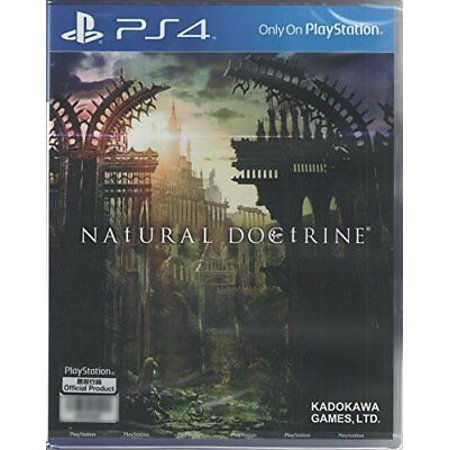 Natural Doctrine - Playstation 4 (Asian Version) ()