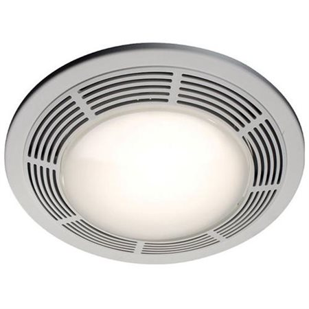 Decorative Bathroom Fan With Light And Night Light