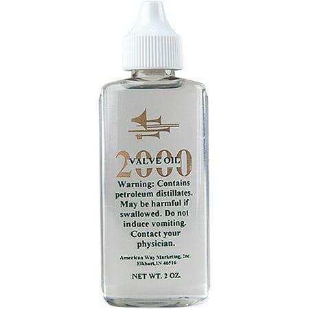 Small 2 Ounce Bottle - Superslick Valve Oil 2000 2 Ounce Bottle