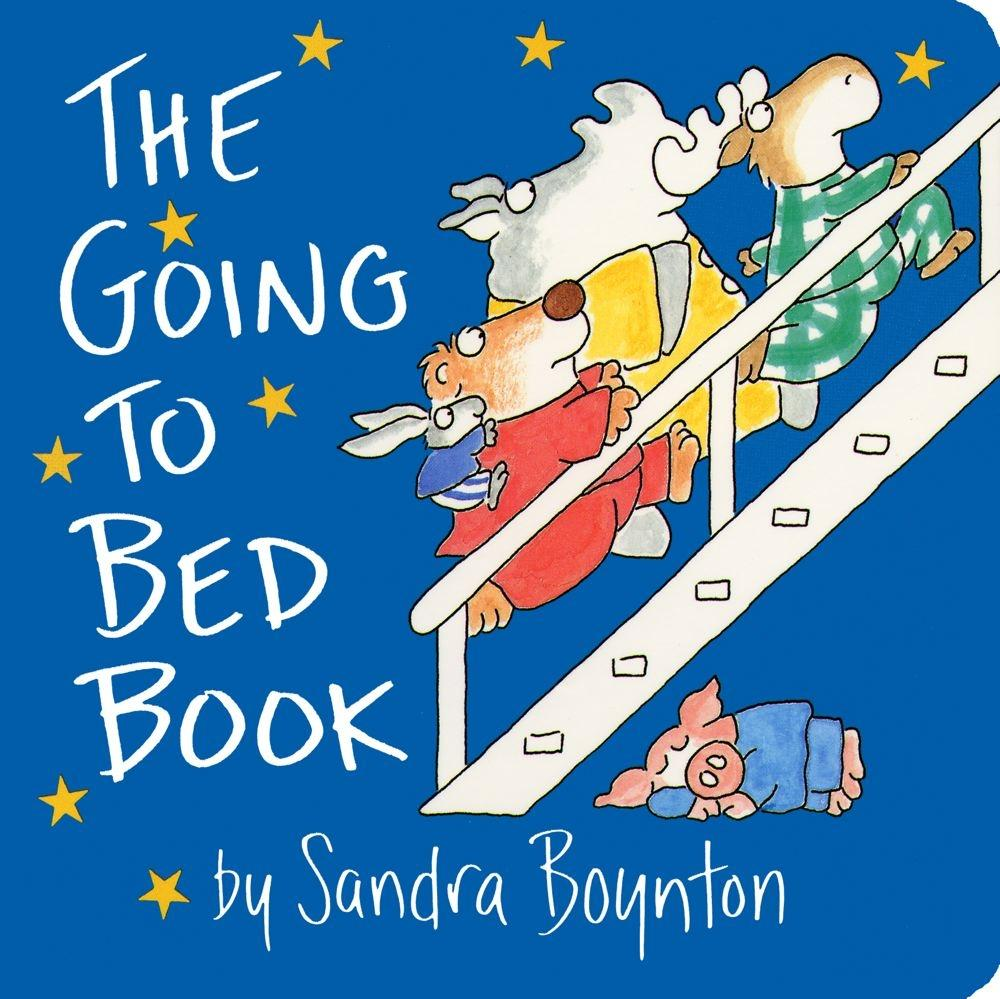 The Going to Bed Book : Lap Edition
