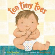 Ten Tiny Toes (Board Book)