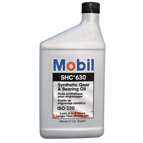 MOBIL 120272 Oil, Gear, 90 SAE Grade