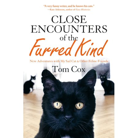 Close Encounters of the Furred Kind : New Adventures with My Sad Cat & Other Feline