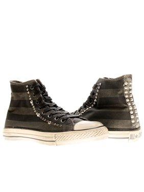 547c0f5433b43c Product Image Converse Chuck Taylor All Star x John Varvatos Black Studded  High Top Sneakers