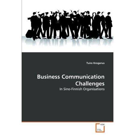 Business Communication Challenges - image 1 de 1