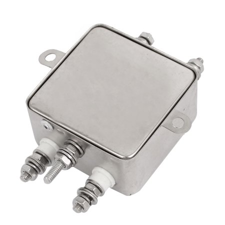 AN-20A4B23B AC 250V 20A Single Phase Noise Suppressor Power Line EMI Filter - image 1 of 3