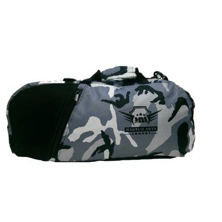Martial Arts Armory Gym Bag Backpack