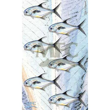 Silver Bandana (Montana Fly Company Fish)