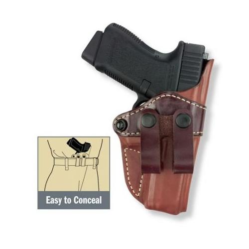 Gould & Goodrich 810 Inside Pants Holster, Brown, Right Hand - Sig P226