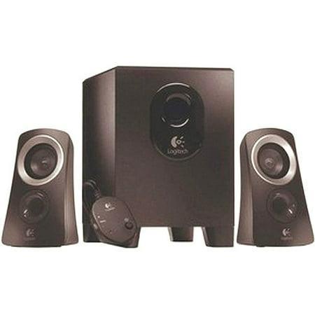 Logitech 980-000382 Z313 Multimedia Speaker System by