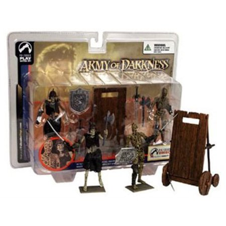 Army of Darkness Deadite Army Builder Pack Action