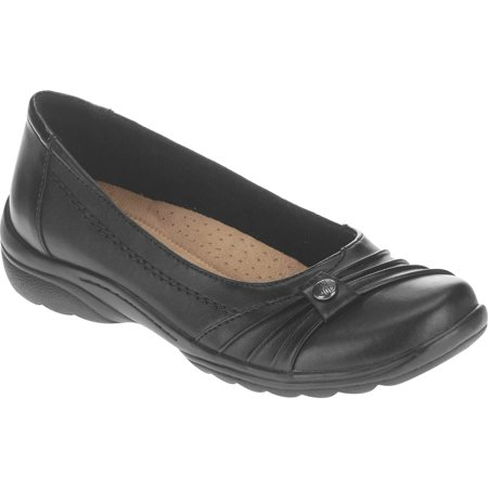 Earth Spirit Women's Comfort Slip-on Casual Skimmer Flat by
