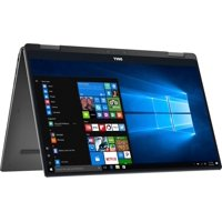"""Refurbished Dell XPS 2-in-1 9365 - 13.3"""" FHD Touch - i7-7Y75 - 16GB Memory - 512GB SSD - Silver"""