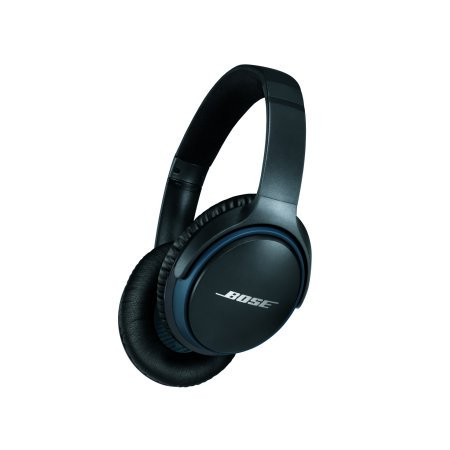 Refurbished QuietComfort 35 Wireless Acoustic Noise Cancelling Headphones Bоse - Black (Bose Quietcomfort 15i Acoustic Noise Cancelling Headphones)
