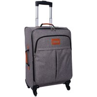 Deals on Coleman 20-inch Brockton Upright Spinner Luggage