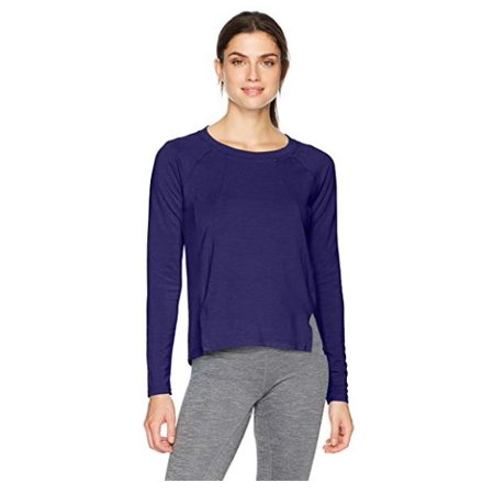Jockey Women's Nova Top, Ultraviolet, -