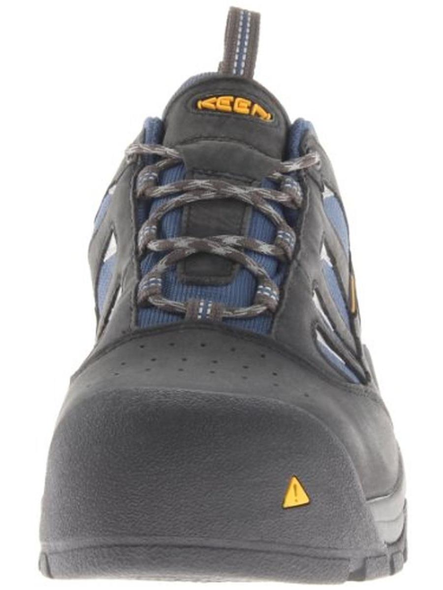 Keen Mens Lexington Leather Composite Toe Work Shoes