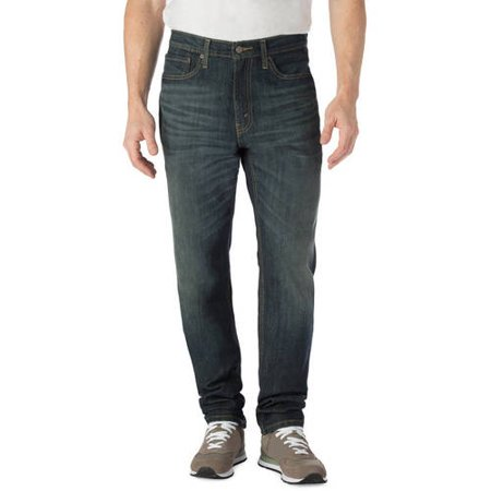 Signature by Levi Strauss & Co. Men's Relaxed Fit (Denizen From Levis Mens 285 Relaxed Fit Jeans)