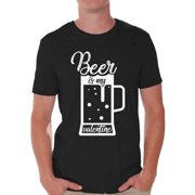 Awkward Styles Beer Is My Valentine Shirt Beer Funny Valentines Tshirt for Men Valentine's Day Gift Idea for Him Beer Party Valentines Day Outfit Men's Beer Is My Valentine T Shirt Valentines Shirt