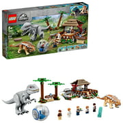 LEGO Jurassic World Indominus rex vs. Ankylosaurus 75941 Awesome Dinosaur Toy for Kids (537 Pieces)
