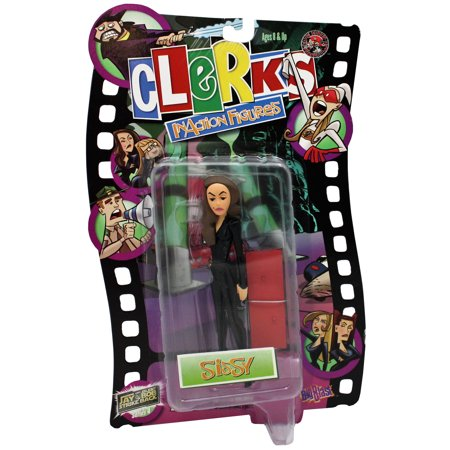 Clerks: InAction Figures - Jay and Silent Bob Strike Back -