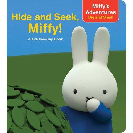 Hide and Seek, Miffy! : A Lift-The-Flap Book](Halloween Hide N Seek)