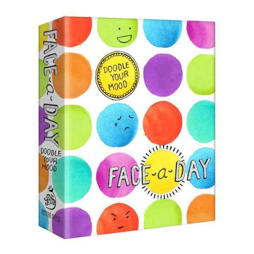 Face-a-day: Doodle Your Mood