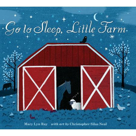 Go To Sleep  Little Farm  Lap Board Book
