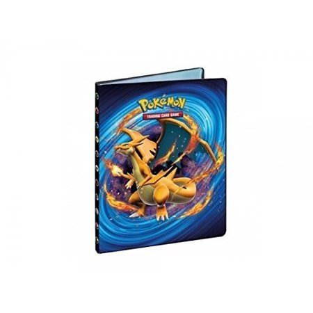 Pokemon: XY12 - Charizard 9-Pocket Full-View Portfolio ()
