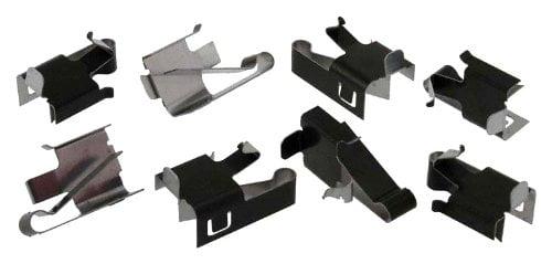 Disc Brake Pad Installation Kit Front Carlson P756 by INTERNATIONAL BRAKE