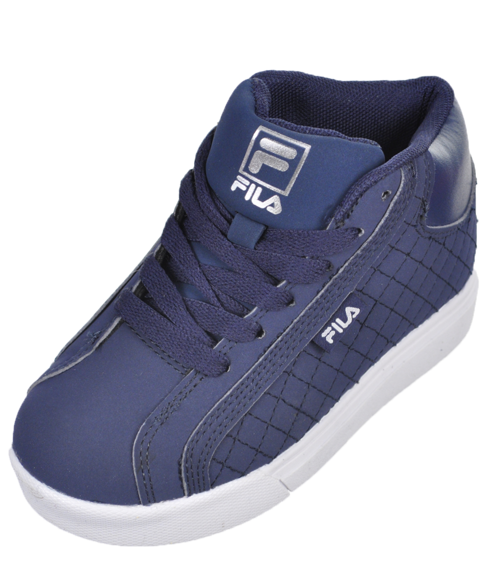 "Fila Boys' ""Oxidize 2"" Hi-Top Sneakers (Toddler Sizes 13 4) by Fila"