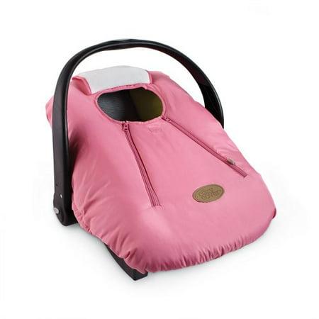 Astounding Cozy Cover Infant Carrier Cover Secure Baby Car Seat Cover Pink Inzonedesignstudio Interior Chair Design Inzonedesignstudiocom