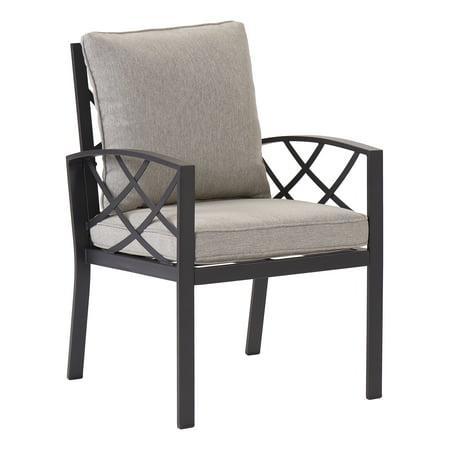Better Homes & Gardens Bay Ridge 7 Piece Dining Set – Set of 4 Chairs ()