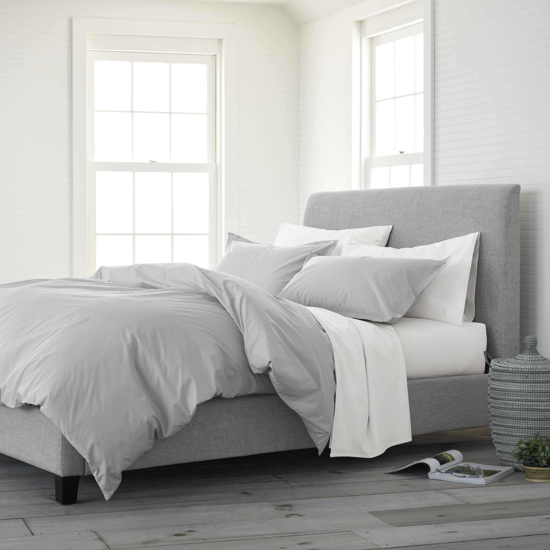 Ecopure Comfort Wash King Light Gray Comforter Set Walmart Com Walmart Com